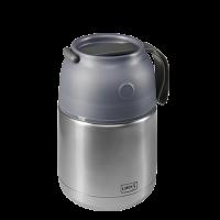 Vorschau: Thermo-Pot Edelstahl 480ml grau-metallic