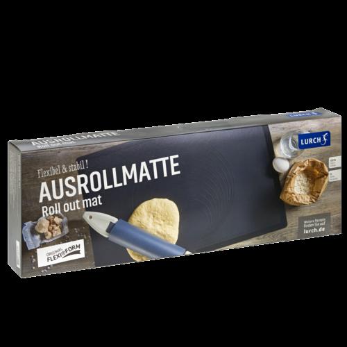 Flexiform Ausroll-/Backmatte 40x60cm schwarz