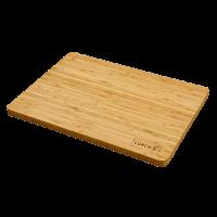 Vorschau: Bambusbrett groß 400x300x19mm