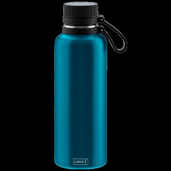 Isolier-Flasche Outdoor EDS 1l wasserblau