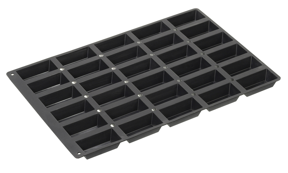 FlexiGastronomie Minikuchen 30fach 60x40cm