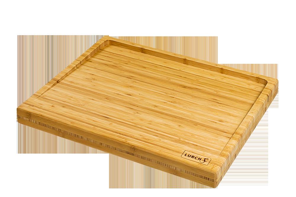 schneidbrett bambus gro 500x400x45mm k chenwerkzeuge. Black Bedroom Furniture Sets. Home Design Ideas