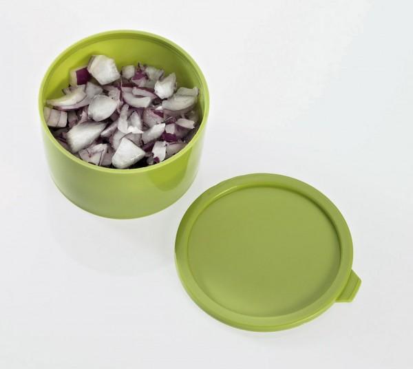 Zwiebelhacker grün