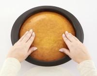Vorschau: Flexiform Fancy Cake Ø24cm braun