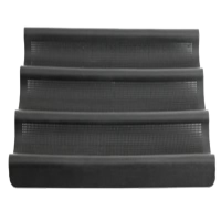 Vorschau: Flexiform Baguette 36x28,5cm 3fach braun