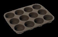 Vorschau: Flexiform American Muffins 12fach braun