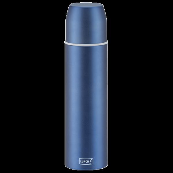 Isolier-Flasche mit Becher EDS 0,75l denim blue