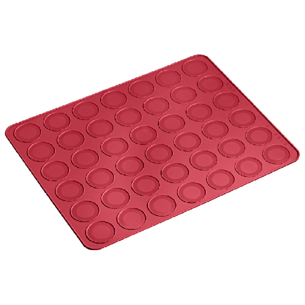 Flexiform Backmatte Macaron 38x30cm ruby