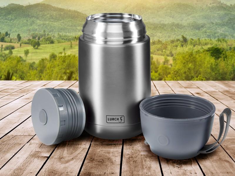 Lurch Iso-Pot - Für warme Speisen, auslaufsicher für unterwegs