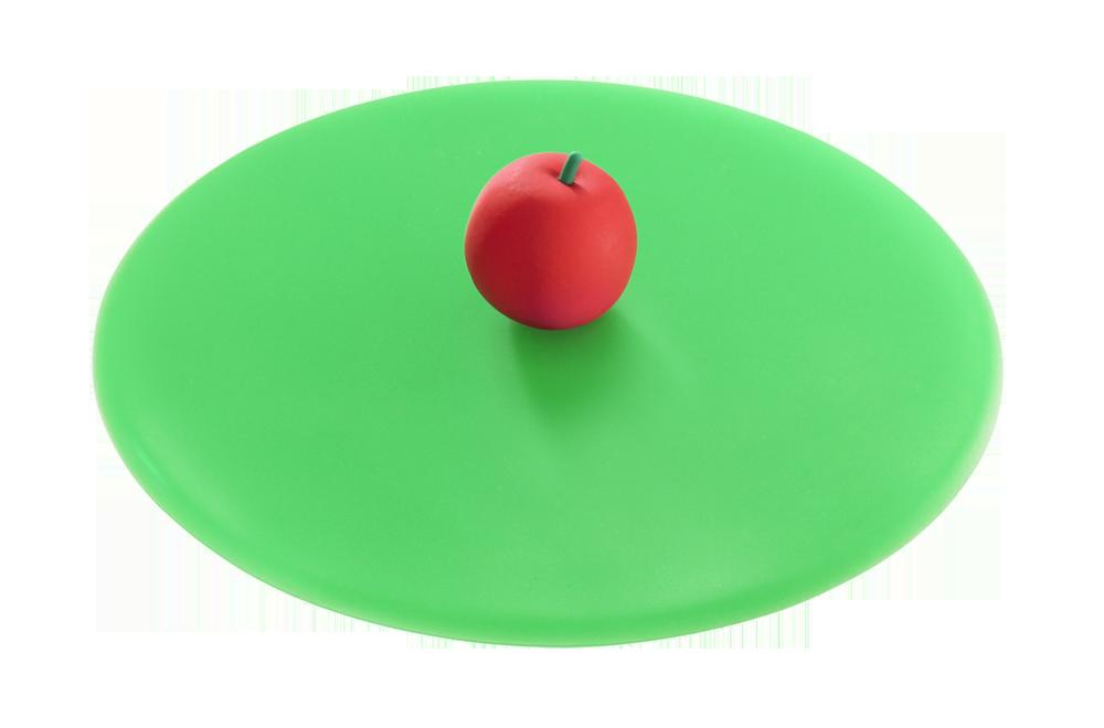 Mein Deckel Obst Apfel