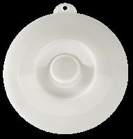 Vorschau: Deckel Universal mittel Ø210mm transparent