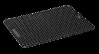 Vorschau: Flexiform Fett-Trenn-Matte 41x29cm schwarz