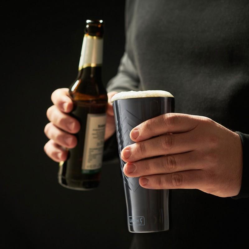 Lurch The One Isobecher aus Edelstahl für alle Getränke