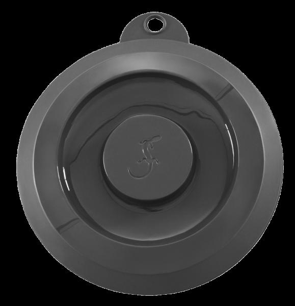 Deckel Universal klein Ø150mm charcoal grey