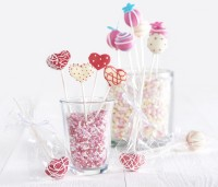 Vorschau: Flexiform Cake Pops 20fach cotton candy