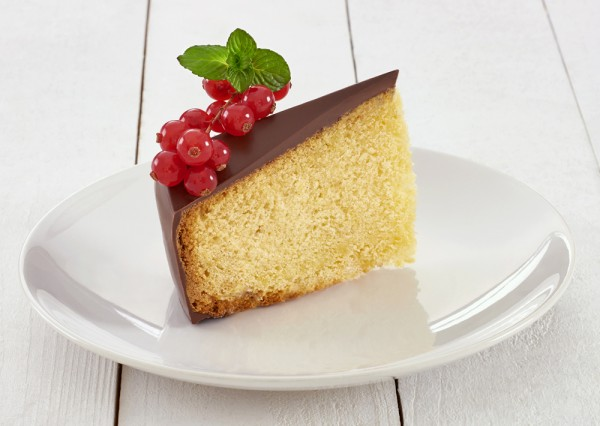 Flexiform Fancy Cake Ø24cm braun