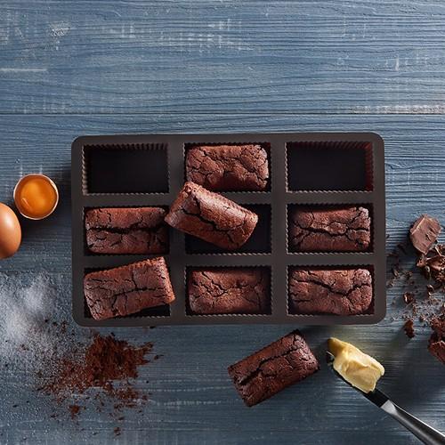 Flexiform Brownie 9fach braun