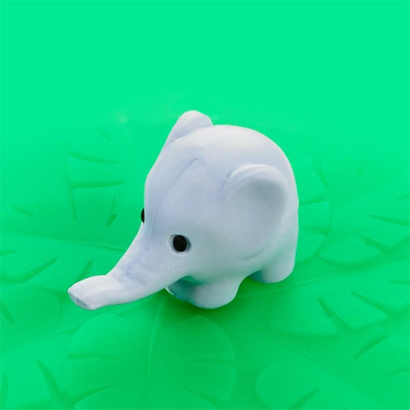 Mein Deckel Wildtiere Elefant aus Silikon von Lurch