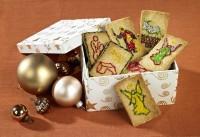 Vorschau: Flexiform Spekulatius Weihnachten 15x30cm braun