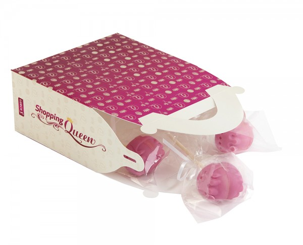 Shopping Queen Gebäckverpackung Handtasche 2erSet