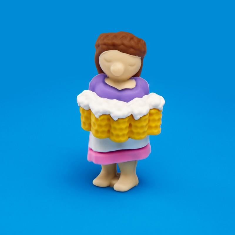 Mein Deckel Biergarten Marie Maß von Lurch - Silikondeckel