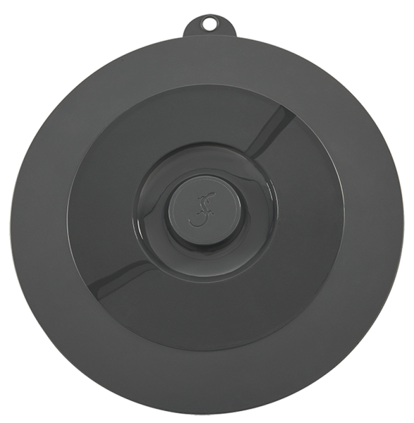 Deckel Universal groß Ø275mm charcoal grey