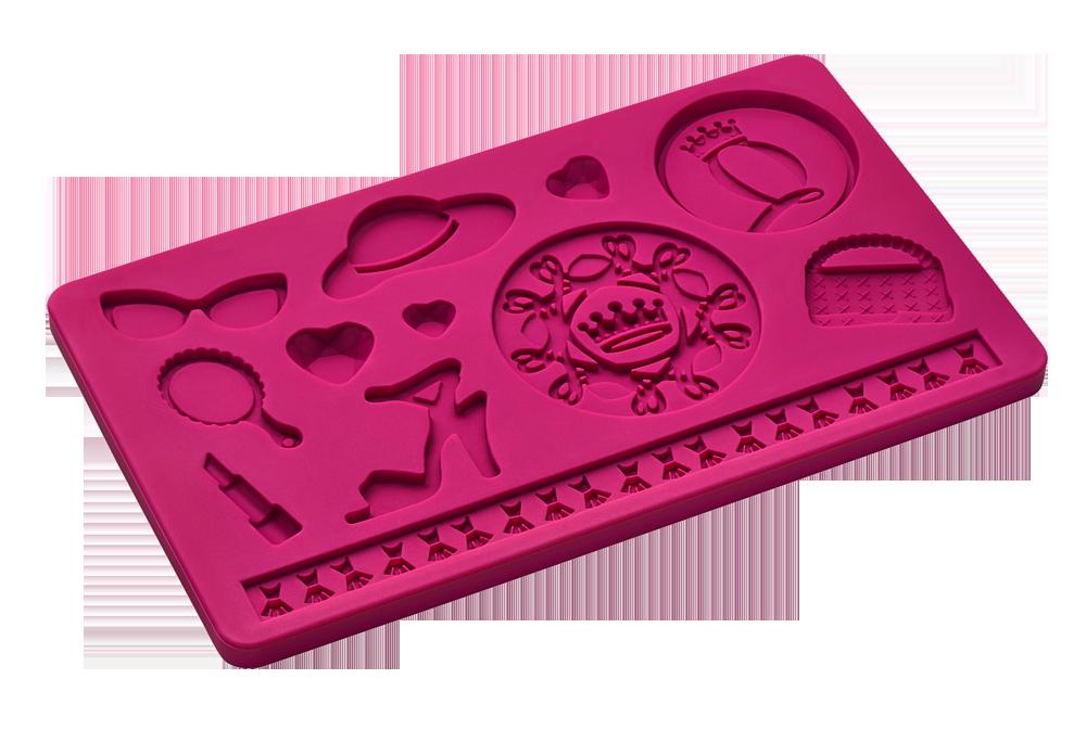 Flexiform Shopping Queen Prägematte Lena pink