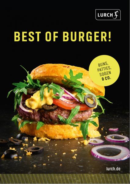 Rezeptheft Best of Burger