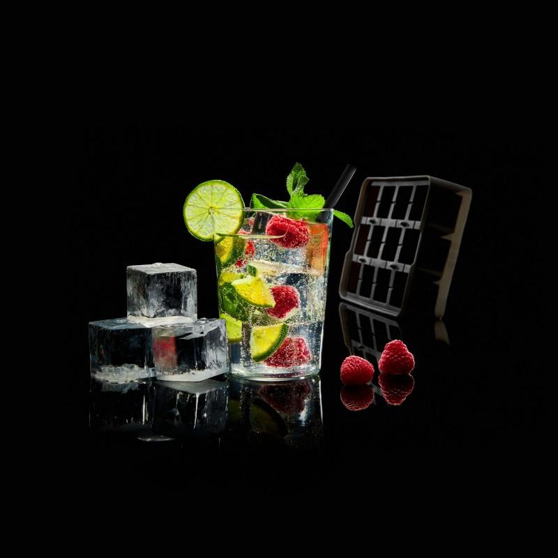 Eiswürfelbereiter für Eiswürfel und Eiskugeln in verschiedenen Größen von Lurch