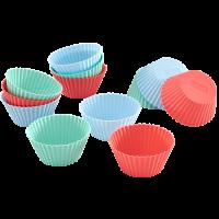 Flexiform Muffinliner 12er Set Pastel Mix