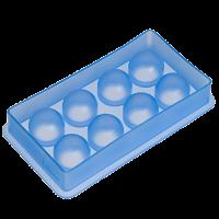 Vorschau: Eisformer Kugeln Ø33mm eisblau