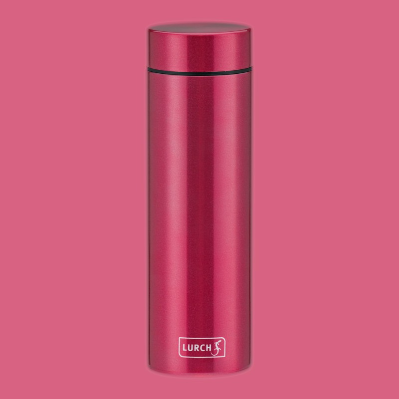 Lipstick Isolier-Flasche Berry Red