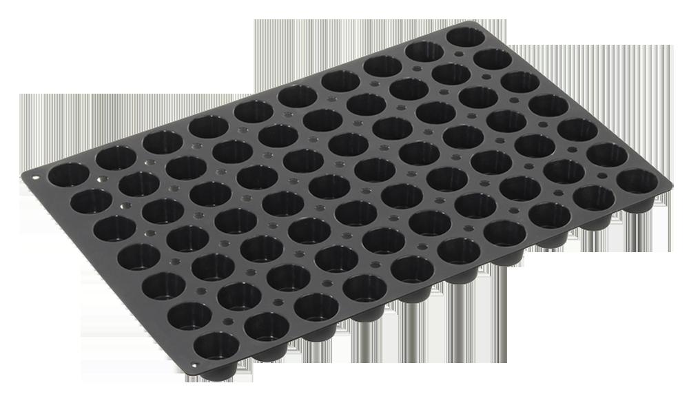 FlexiGastronomie Minimuffin 70fach 60x40cm