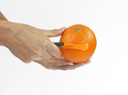 Orangenschäler