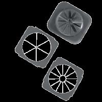 Vorschau: Kubus Wedges/Apfelteiler Zubehör Set