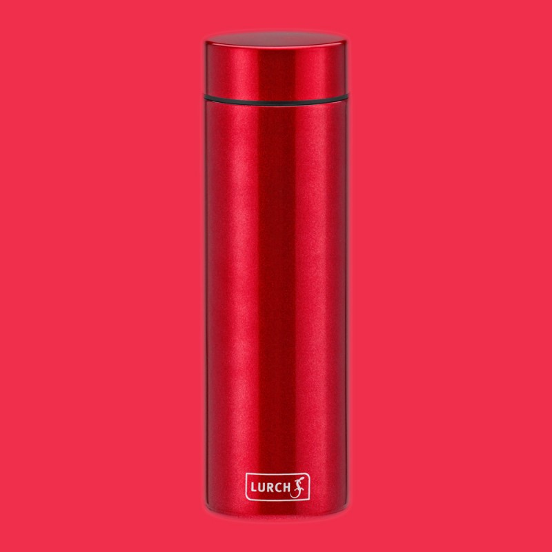 Lipstick Isolier-Flasche Cherry Red
