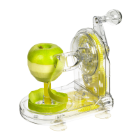 Vorschau: Apfelschäler grün
