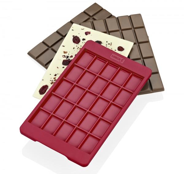 Flexiform Schokolade klassik 12x20,5cm ruby