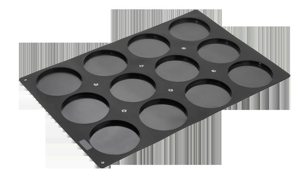 FlexiGastronomie Diskus 12fach 60x40cm
