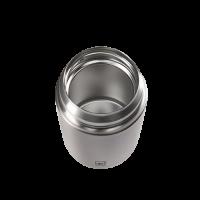 Vorschau: Thermo-Pot Edelstahl 680ml grau-metallic