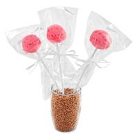 Vorschau: Geschenkverpackung Cake Pops 3teilig 8 Stück