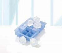 Vorschau: Eiswürfelbereiter Würfel 3x3cm eisblau