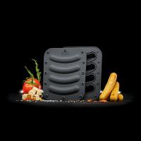 Vorschau: Wursti-Maker 148x173mm 2er Set iron grey