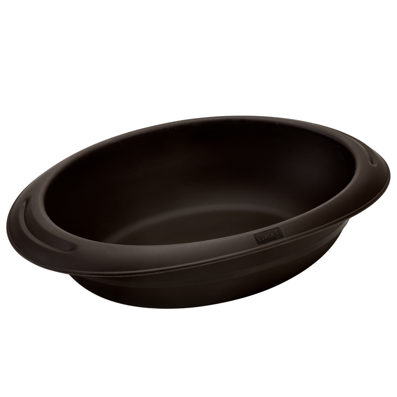 Lurch Oval-Backform aus Silikon