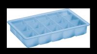 Vorschau: Eisformer Würfel 3x3cm eisblau