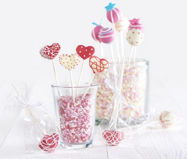 Flexiform Cake Pops 20fach cotton candy