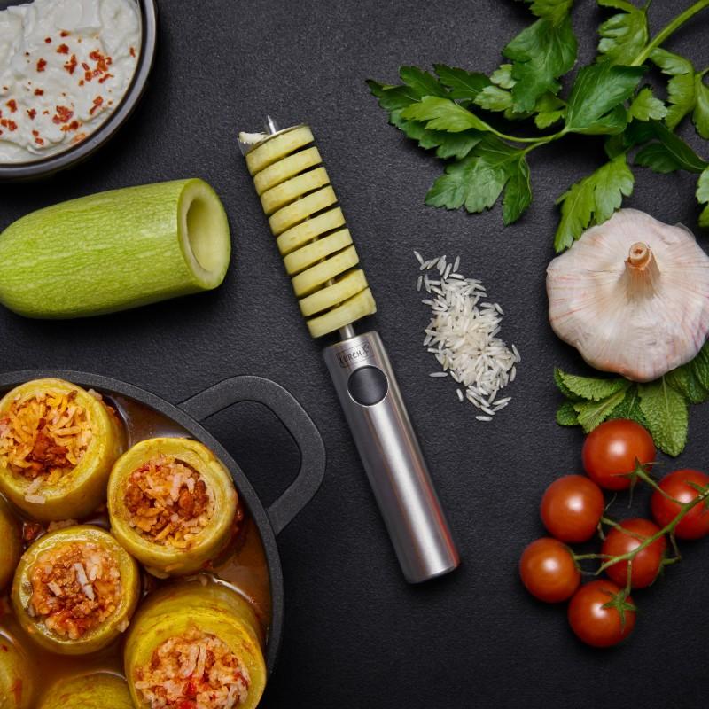 Lurch Twister zum Spiralen schneiden und Aushöhlen von Obst und Gemüse