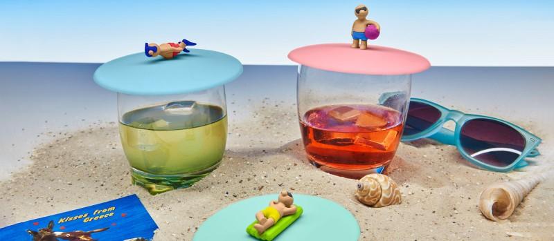 Mein Deckel Beach Boys von Lurch - Silikondeckel