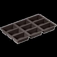 Vorschau: Flexiform Brownie 9fach braun